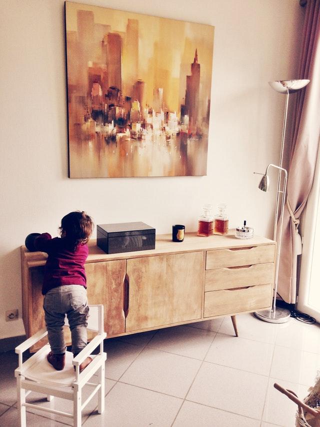 Çocukların Uğrayabileceği Ev Kazaları Nelerdir ?