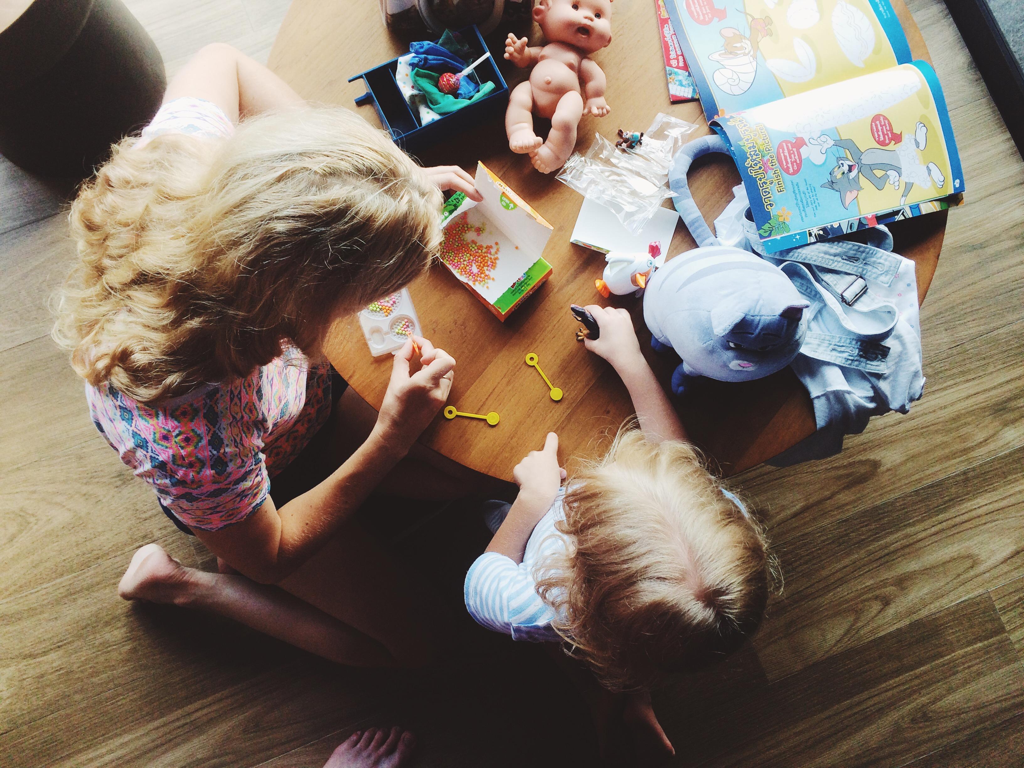 Eğitsel Oyunlarla Çocuğunuzun Boş Vakti Dolu Dolu Geçiyor